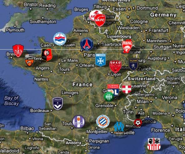 Bonjour Et Bienvenue To Vive La Ligue 1 Vivelaligue1